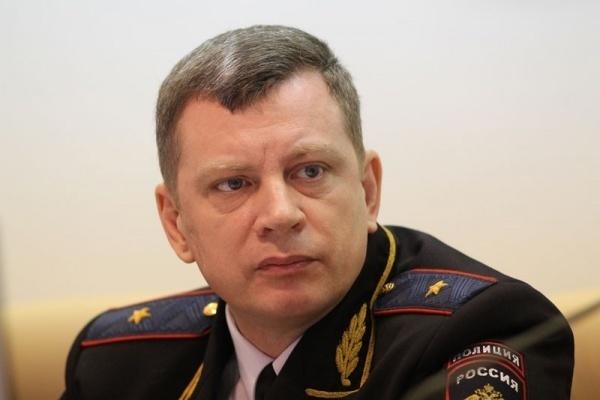 Главный липецкий полицейский Михаил Молоканов может пересесть в кресло руководителя воронежского УМВД