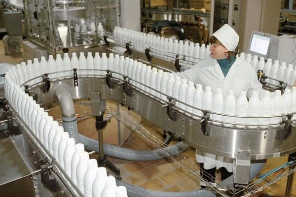Danone модернизирует молочный комбинат «Липецкий»
