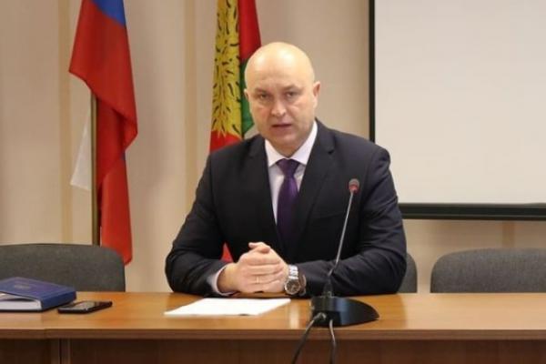 Следственный комитет поставил точку в уголовном деле липецкого префекта Константина Моргачёва
