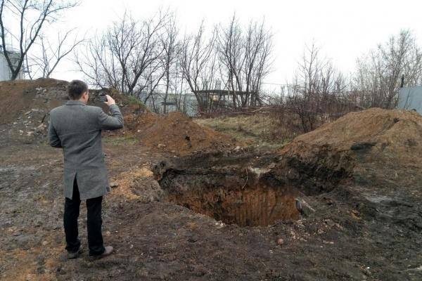 Росприроднадзор разберется с захоронением медицинских отходов рядом с липецким предприятием «СоюзРубин-Втормет»