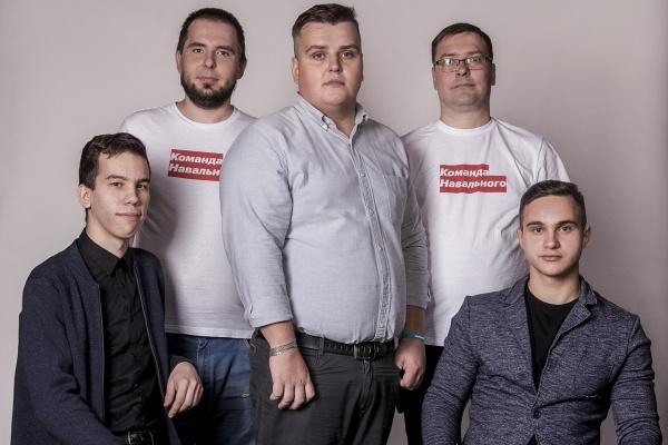 Липецких сторонников Алексея Навального лишили штаба