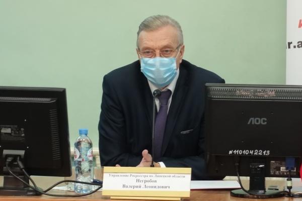 Бессменный руководитель липецкого Росреестра Валерий Негробов уходит в отставку?
