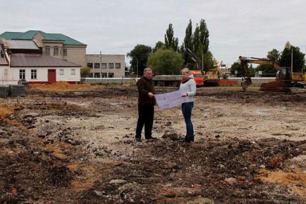 В Липецкой области в середине декабря 2017 года откроют парк с боксерским рингом и площадкой для воркаута