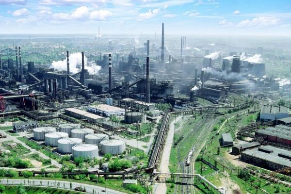 НЛМК завершил реализацию очередного экологического проекта за 150 млн. рублей