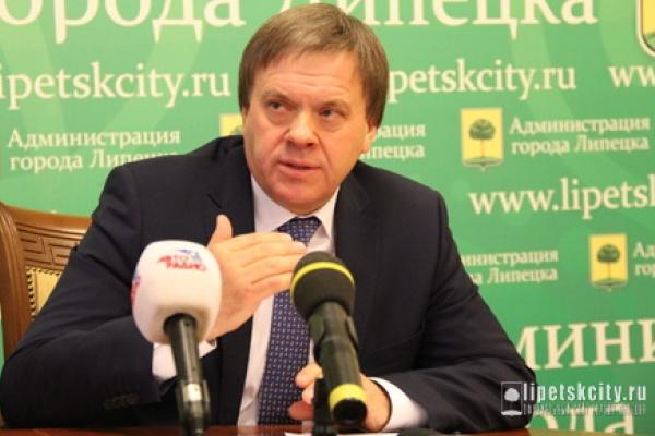 Первый вице-мэр Липецка вместо Михаила Гулевского намерен отказаться на один день от личного автомобиля ради экологии