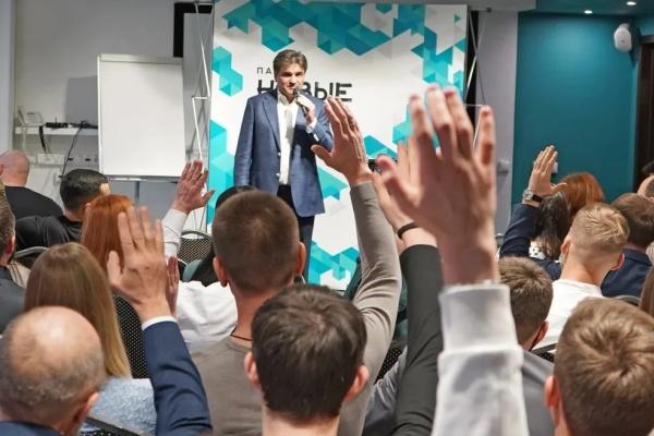 Стартовавший проект «Марафон идей» в Липецкой области поспособствует улучшению жизни в регионе