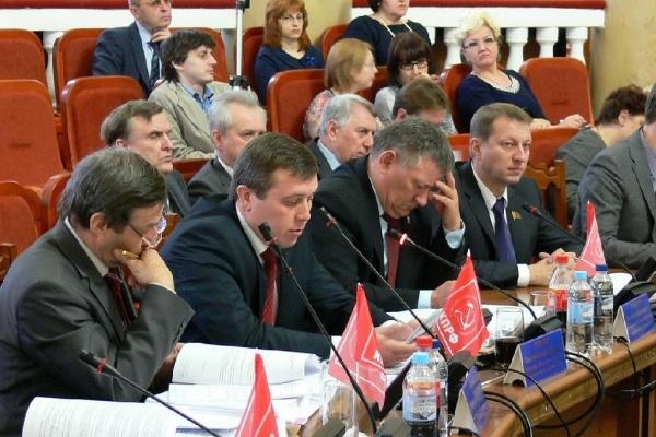 Депутаты Липецкого облсовета снизили «проходной барьер» для политических партий на выборах