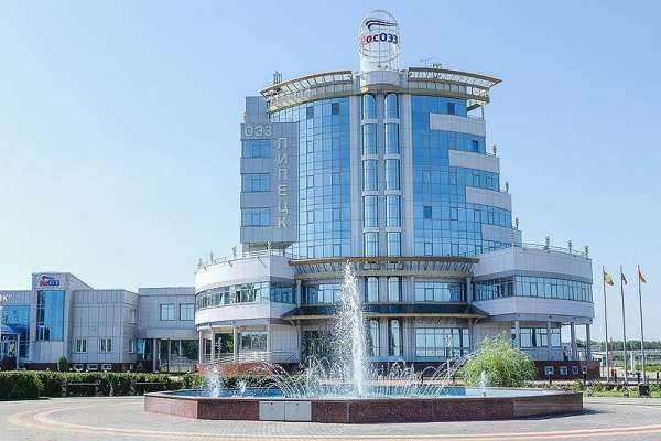 Елецкая площадка ОЭЗ «Липецк» получит на строительство сетей водоснабжения более 700 млн рублей