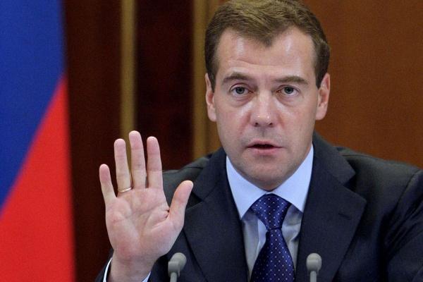 Дмитрий Медведев выделил 730 млн рублей на развитие дорожного строительства Липецкой области