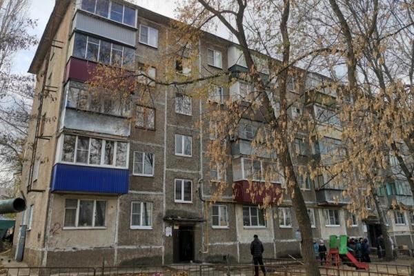 Проект по восстановлению проблемного дома на Осеннем проезде в Липецке уже разработан