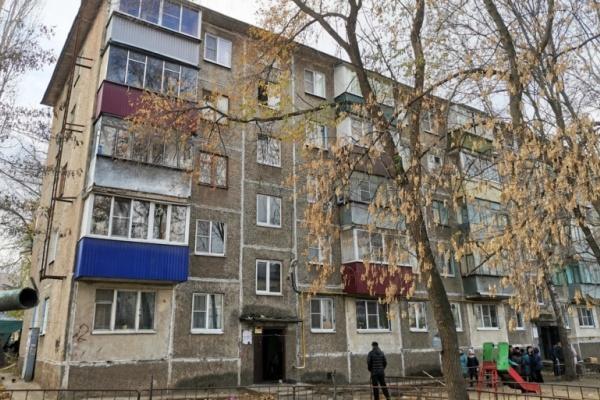 Липецк получил 217 млн рублей на срочное переселение людей из опасного дома по проезду Осенний
