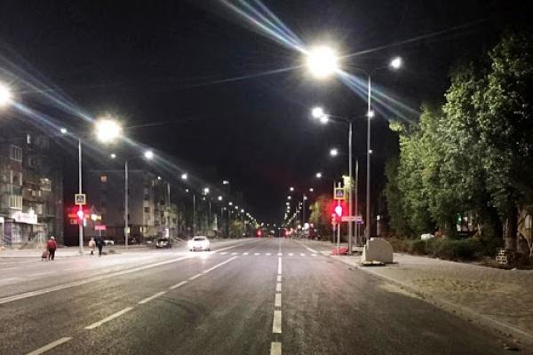Концессионер вложит в наружное освещение Липецка полмиллиарда рублей