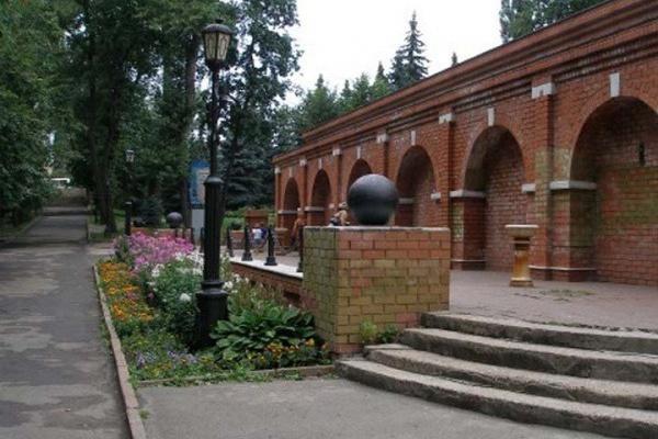 В 2015 году в Нижнем парке Липецка планируют заняться водоотведением
