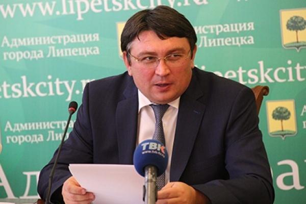 Липецкий вице-мэр официально покинул свой пост и стал депутатом гордумы