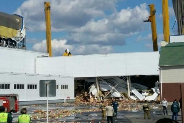 Рухнувший в Липецкой области склад PepsiCo предназначался для хранения сигарет?