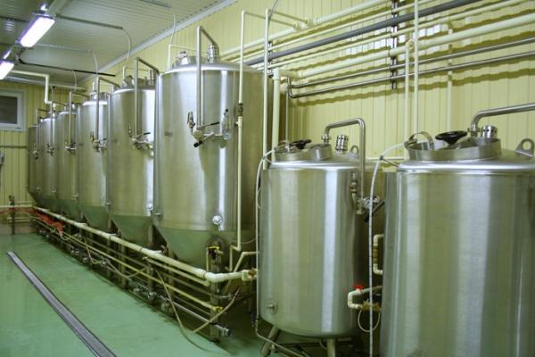 Компания «Евроторг» открыла пивзавод в Липецкой области