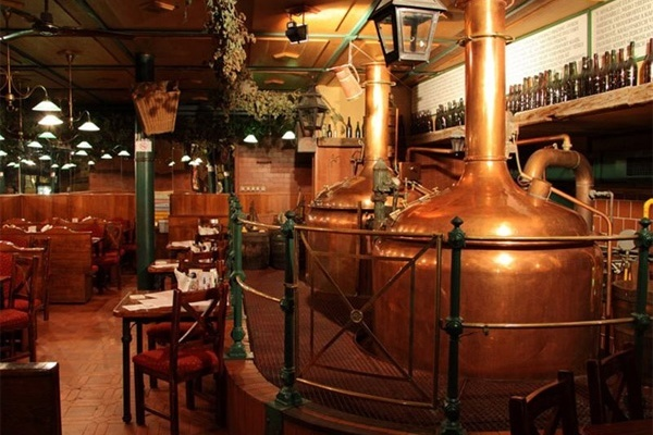 Липецкий мясоперерабатывающий комбинат построил пивоварню