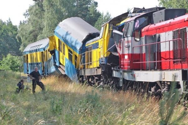 Транспортная прокуратура назвала причину столкновения поездов в Липецкой области