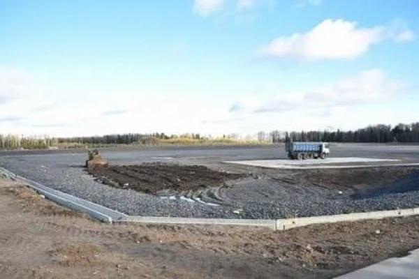 На построенном за 300 млн рублей в Липецкой области полигоне будут перерабатывать опасные отходы