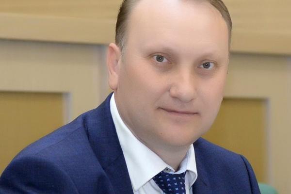 Руководителя Добровского района Анатолия Попова избавили от приставки «и.о.»