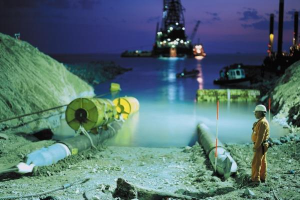 Трубы из стали НЛМК сертифицированы для прокладки морского участка газопровода «Южный поток»