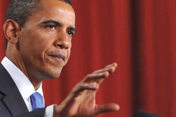 Барака Обаму сняли со здания администрации Липецка