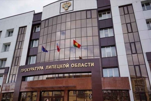 В Липецкой области прокурора Долгоруковского района Николая Фалина освободили от должности