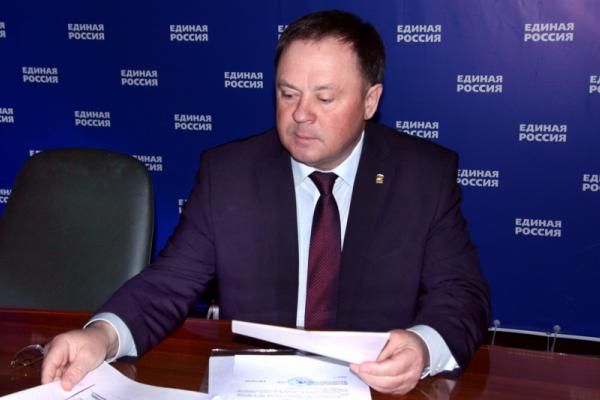 Спикер липецкого облсовета Павел Путилин попробует переизбраться по «родному» округу