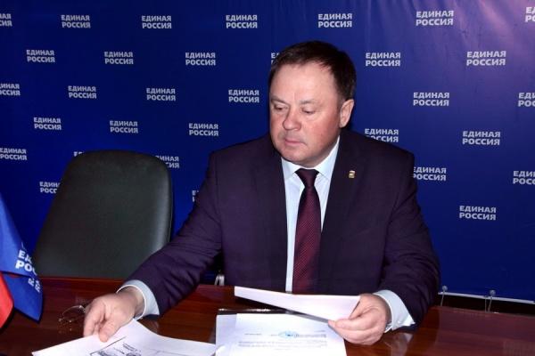 Экс-спикера липецкого облсовета депутатов Павла Путилина избрали гендиректором союза строителей