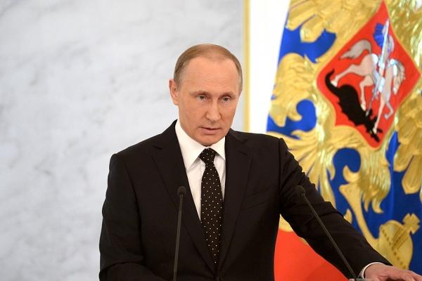 Постановление липецкого судьи заставило волосы Владимира Путина «встать дыбом»