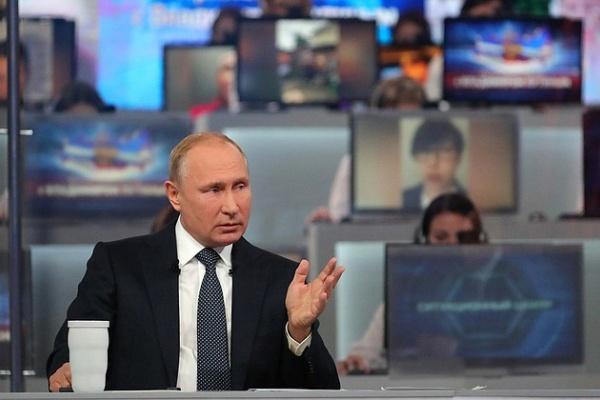 Владимир Путин возложил решение проблемы обманутых дольщиков на липецкого губернатора Олега Королева