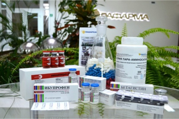 Липецкая «Рафарма» собирается полностью занять российский рынок по части своих лекарств
