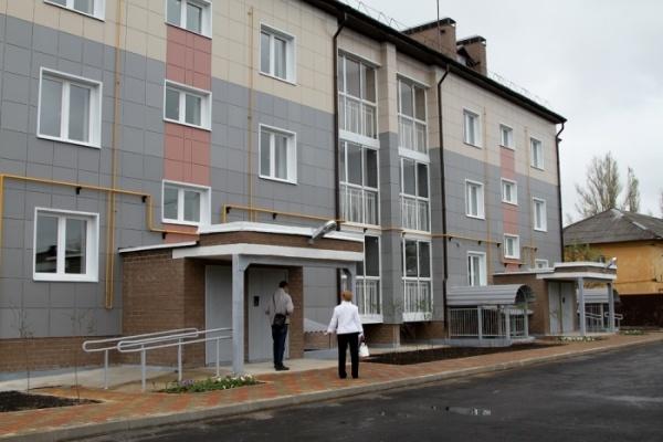 В Липецкой области разработают новую программу по переселению граждан из ветхого и аварийного жилья