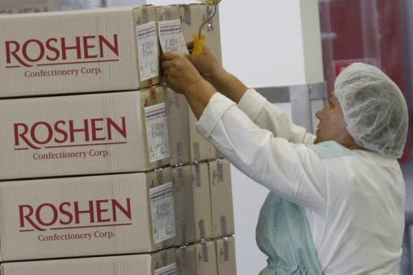 Липецкая фабрика «Рошен» полностью перезапустила производство