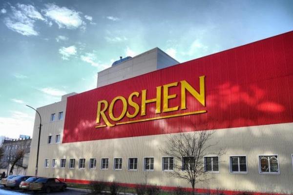 В Липецке ОМОН заблокировал фабрику «Рошен»