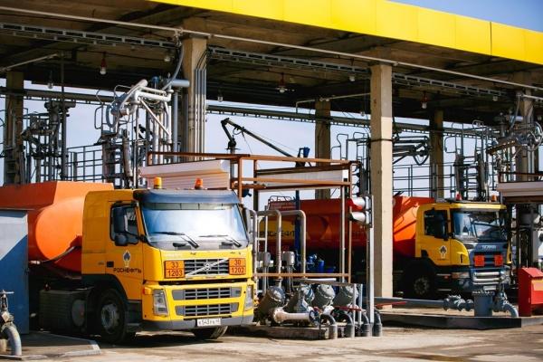 За полугодие липецкий филиал «Роснефти» поставил аграриям порядка 30 тыс. тонн топлива