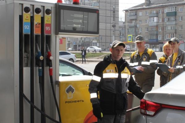 В Липецке выявили лучших нефтяников