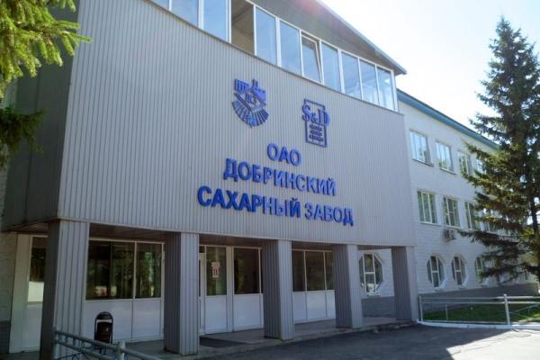 Добринский сахзавод в Липецкой области вложит в развитие производства 500 млн рублей