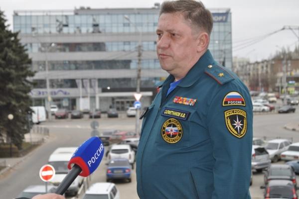 Отставку руководителя липецкого МЧС Михаила Салфетникова опровергли в ведомстве