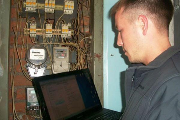 Липчанам предлагают перепрограммировать электросчётчики