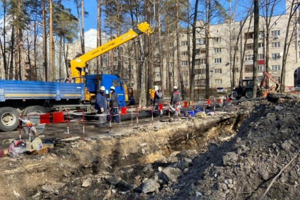 Модернизацию коммунальных сетей Липецка оценили почти в 9 млрд рублей