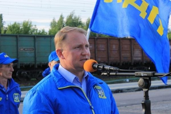 Потенциальный кандидат в липецкие губернаторы Александр Шерин получил банкротный иск из-за долга в 1 млн рублей