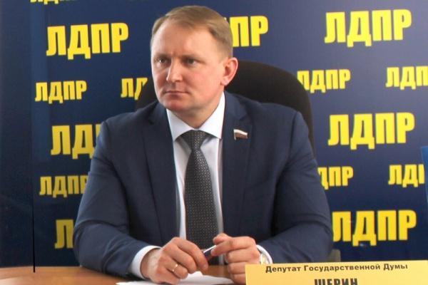 Липецкая компания «Строймастер» требует в суде с депутата Госдумы Александра Шерина 1 млн рублей