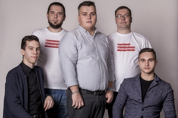 Липецкие сторонники Алексея Навального решили помочь местным чиновникам сэкономить миллионы рублей