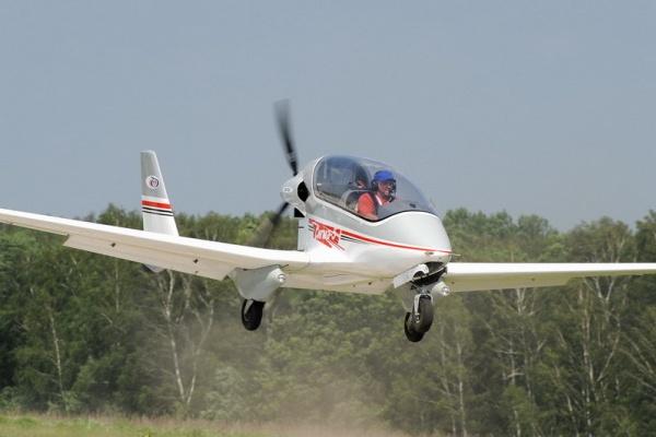 Липецкие авиастроители могут освоить выпуск самолёта «Сигма-6»