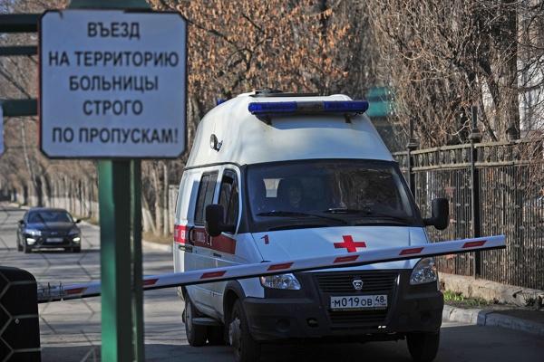 По официальным данным в Липецкой области зарегистрирована третья смерть от COVID-19