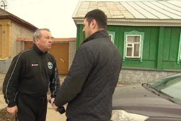 Бывшему мэру Ельца дали «условку» за нападение с топором на журналистов