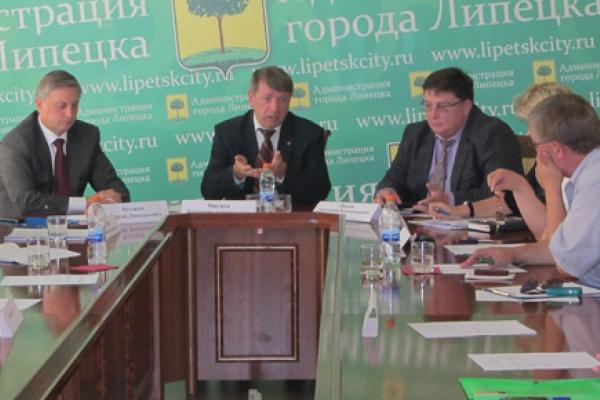 Липецких предпринимателей призвали объединяться в СРО
