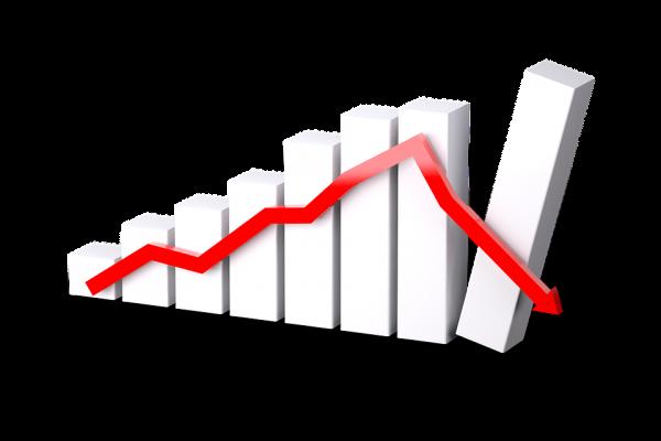 Липецкие предприятия с начала года получили убыток на 5 млрд рублей