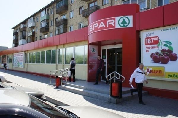 «Непривлекательное» для покупателей имущество липецкого SPAR вынуждает компанию продать актив за «копейки»